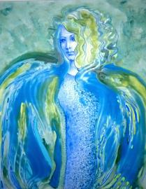 Náhľad - Modrý anjel