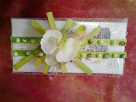 Náhľad - Dezert so zelenou dekoráciou